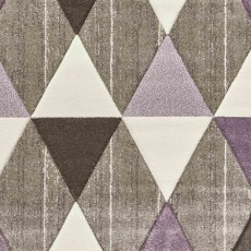 Brooklyn 21896 Rug Beige & Purple