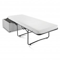 JAY-BE Single Footstool Guest Bed with Airflow Fibre Mattress