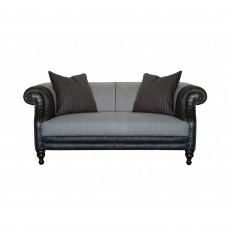 Alexander & James Hermitage 2 Seater Sofa All Leathers & Fabrics