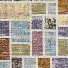 16th Avenue Rectangles 37A Rug Multi Coloured