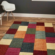 Brooklyn 21830 Rug Multi Coloured