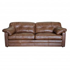 Alexander & James Savonna 3 Seater Sofa Byron Leather