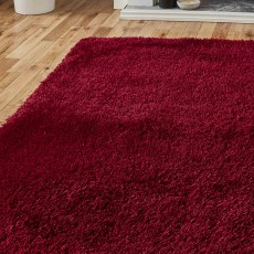 Montana Rug 120x170cm Dark Red