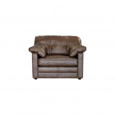 Alexander & James Bailey Lounge Chair Byron Leather
