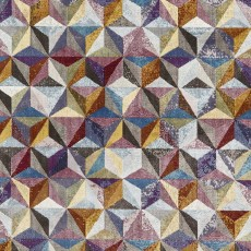 16th Avenue Diamonds 34A Rug Multi Coloured