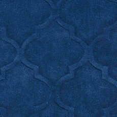 Hong Kong Plain 8583 Rug 120x170cm Navy