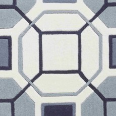 Hong Kong 9238 Rug Ivory & Grey