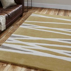 Elements EL61 Rug Yellow