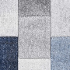 Brooklyn 21830 Rug Grey & Blue