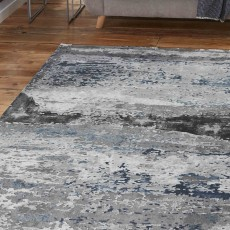 Craft 19788 Rug Grey & Navy