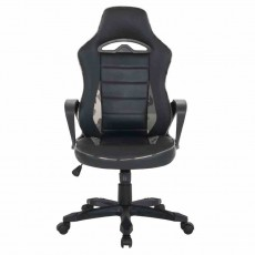 London Gaming Office Chair Black Camo