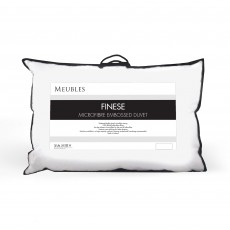 Meubles Finese Microfibre Embossed Single Duvet 13.5 Tog