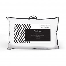 Meubles Hotel Collection Platinum White Duck Down Pillow