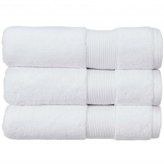 Christy Kingsley Carnival Towel White