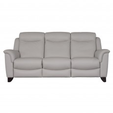 Parker Knoll Manhattan 3 Seater Rechargeable Electric Reclining Sofa Fabric B
