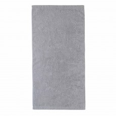 Cawo Lifestyle Plain Towel Platinum