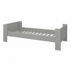 Steens for Kids Memphis Single (90cm) Bedstead Grey