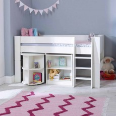 Steens for Kids Pull-Out Desk White