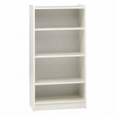 Steens for Kids Tall Bookcase White