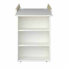 Steens for Kids Memphis Pull-Out Desk White