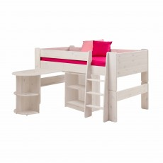Steens for Kids Pull-Out Desk Whitewash