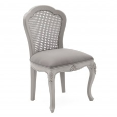 Aisling Bedroom Chair With Fabric Seat Pad