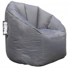 Snug Turino Bean Bag Fabric Grey
