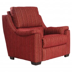 Parker Knoll Albany Armchair Fabric B