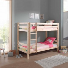 Vipack Pino Bunk Bed Natural
