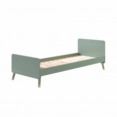 Vipack Billy Single (90cm) Bedstead Olive Green