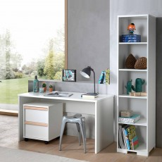 Vipack London Desk White