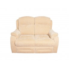 Parker Knoll Boston 2 Seater Manual Reclining Sofa Fabric A