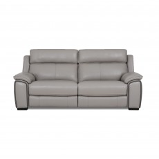 Minnesota 3 Seater Electric Reclining Sofa With USB Leather Category 20
