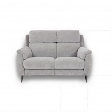 Larsen Electric Reclining 2 Seater Sofa Leather Category 20