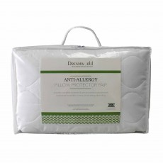 Dreamworld Anti-Allergy Pillow Protector Pair