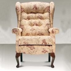 Sherborne Brompton Chair Low Seat Standard Fabric