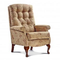 Sherborne Shildon Chair Low Seat Chair Standard Fabric