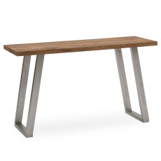 Kerry Console Table Oak