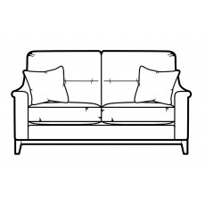 Parker Knoll Montana 2 Seater Sofa Fabric A