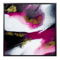 Artko Cassis 84cm x 84cm Picture Grey Frame by Eelco Man