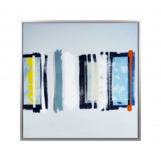 Artko Hedley 84cm x 84cm Picture Silver Frame by Sara Habgood