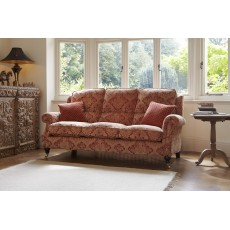 Parker Knoll Oakham 2.5 Seater Sofa Fabric C