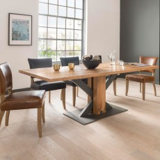 Gianpaolo Coffee Table Oak