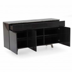 Miguel 3 Door + 3 Drawer Sideboard Grey