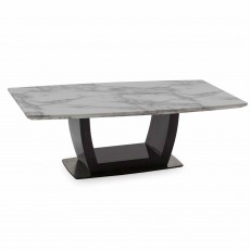 Miguel Rectangle Coffee Table Grey