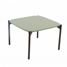 Noelle Square Coffee Table Green