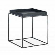 Dylan Square Side/Lamp Table Black