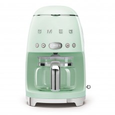 SMEG Drip Coffee Machine Pastel Green