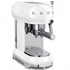 SMEG Espresso Machine White