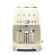SMEG Drip Coffee Machine Cream